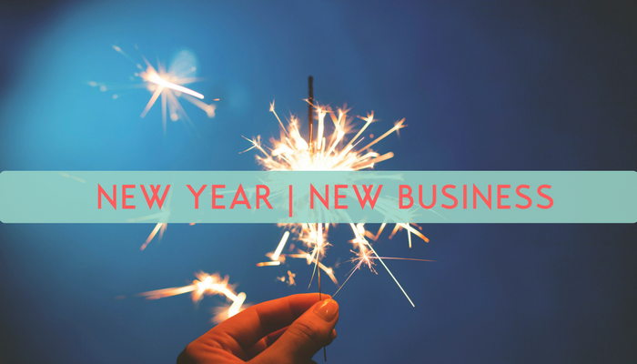 New Year. New Business.