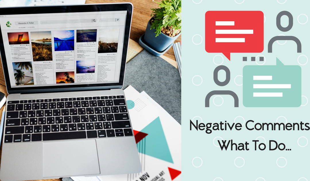 How Do You Handle Negative Comments on Social Media?