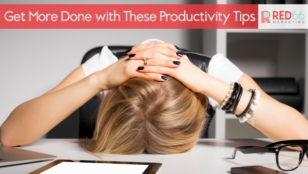 productivity hacks to get more work done