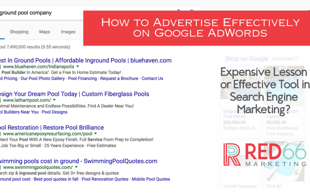 How to Advertise Effectively on Google AdWords