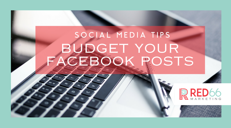 Budgeting Your Posts. How Often Should You Post?