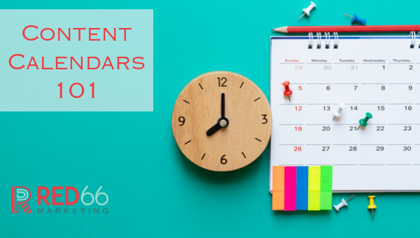 Content Calendars 101