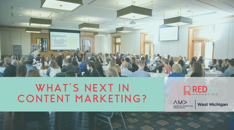 What's Next In Content Marketing