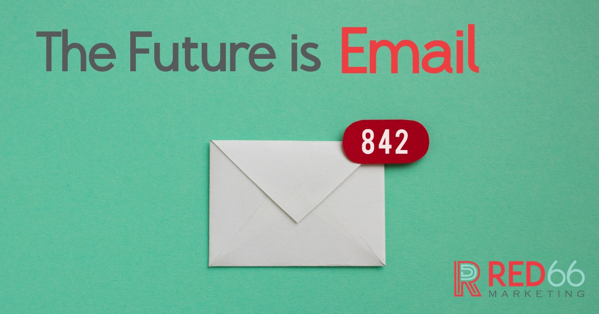 The Future is Email