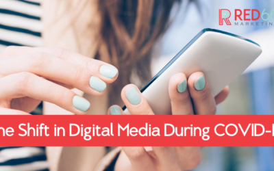 The Shift in Digital Media During COVID-19