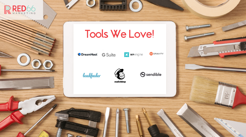 7 of the Best Digital Tools We Use & Love