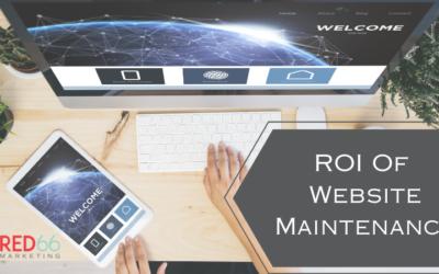 ROI of Website Maintenance